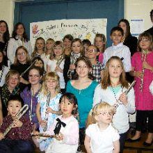 Edmonton Suzuki Flute and Recorder Society Haiti Fundraiser