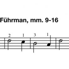 Fingering Connections in the Suzuki Guitar Repertoire