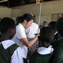 Strings in Kenya