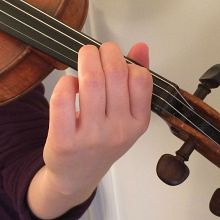 Balancing from the Center Clearing the Path to Fluid Left Hand Technique for Violinists and Violists