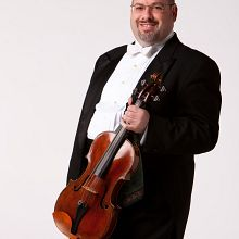 Michael Strauss, Viola Book 8 Recording Artist, Appointed to Oberlin Faculty