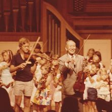 Music for Global Citizenship A Brief Memoir of a Transnational Suzuki Family