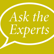 Ask the Experts 17 Community