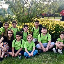 Costa Rica Students in Chicago