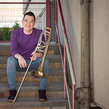 Spotlight Matt Jefferson Bass Trombone