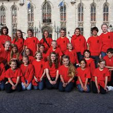 The Rocky Mountain Strings Great Adventure An Exchange with Suzuki Students in Turnhout Belgium