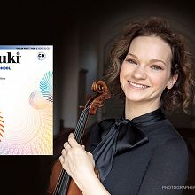 New Hilary Hahn Recordings Now Available on Amazon and the iTunes Store