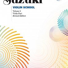 Suzuki Violin School Book Revisions Update