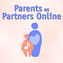 Parents as Partners  Coming in January 2020
