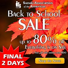 FINAL DAYS: Back to School - Up to 80% off Sale