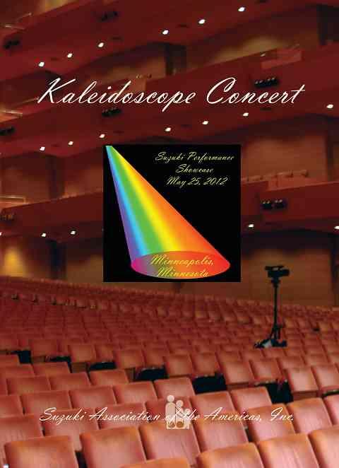 Kaleidoscope Concert DVD
