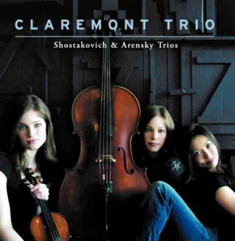 Claremont Trio: Shostakovich & Arensky Trios