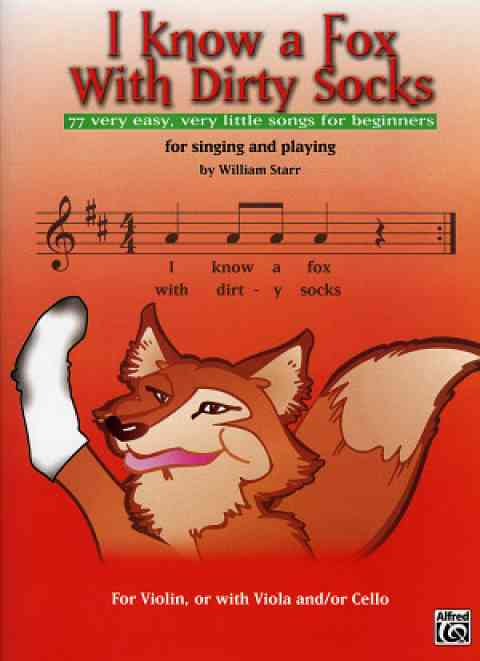 I Know a Fox with Dirty Socks (Violin)