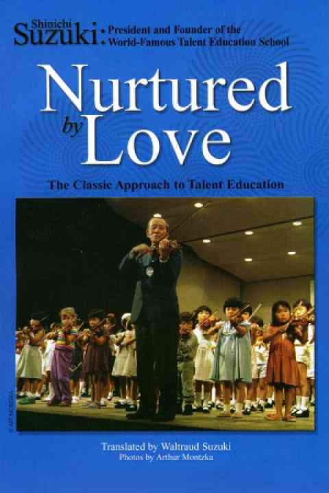 Nurtured By Love Book