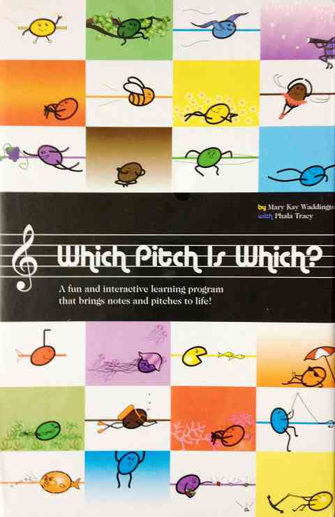 Which Pitch Is Which? Interactive Learning Program