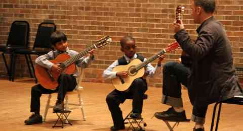 DePaul Community Music Division Suzuki Teacher Workshop
