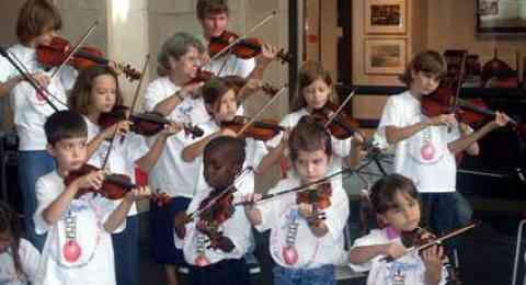 Greater New Orleans Suzuki Music Institute