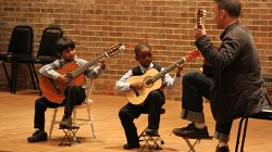 DePaul Community Music Division Suzuki Teacher Workshop