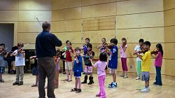 Langley Community Music School Suzuki Workshop