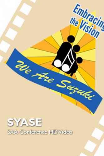 SAA Conference 2016 - SYASE - HD