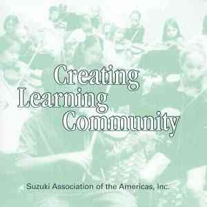 Creating Learning Community Brochure