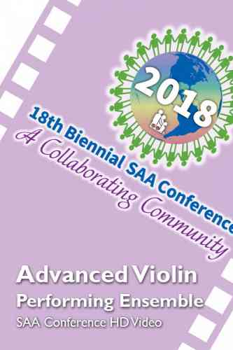 2018 SAA Conference - Advanced Violin Performing Ensemble - HD