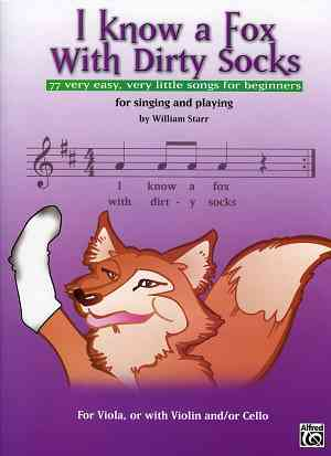 I Know a Fox with Dirty Socks (Viola)