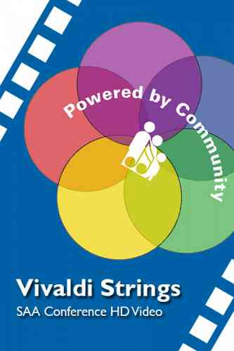 SAA Conference 2014 - Vivaldi Strings - HD
