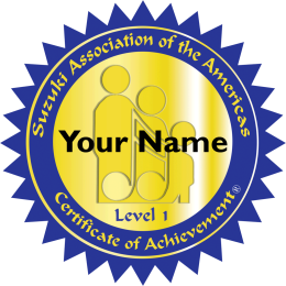 Certificate Achievement Logo Sample