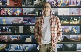 Pixar Head Suzuki Alumn