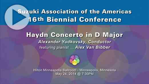 Piano Concerto—Conference 2014