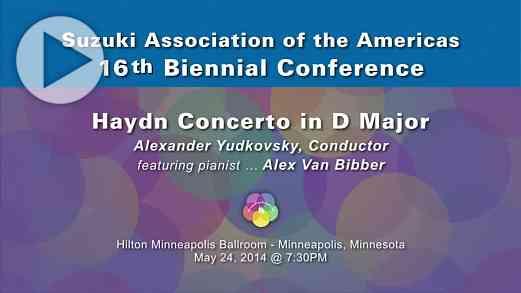 Piano Concerto—Conference 2014
