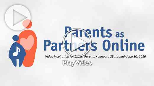 Parents as Partners Preview 2016