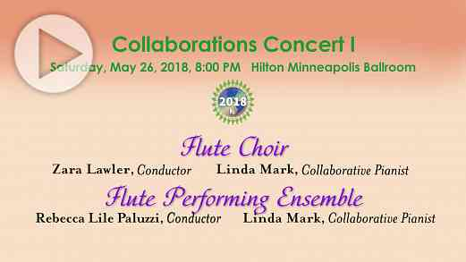 Flute Concert —SAA Conference 2018