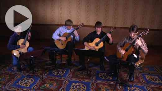 The Sound of Success: Suzuki Method for Guitar