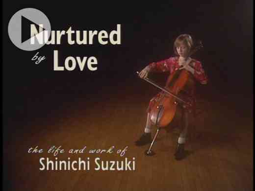 Nurtured By Love DVD Preview