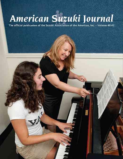 American Suzuki Journal volume 40.2