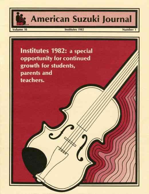 American Suzuki Journal volume 10.1