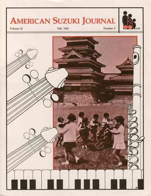 American Suzuki Journal volume 10.5