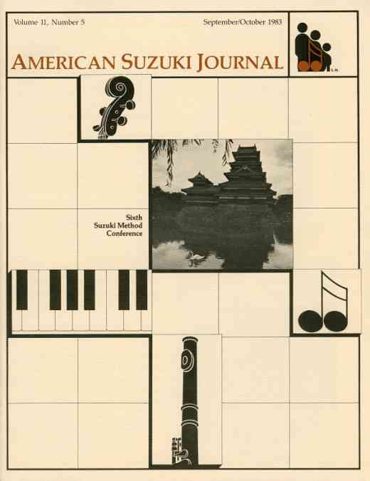 American Suzuki Journal volume 11.5
