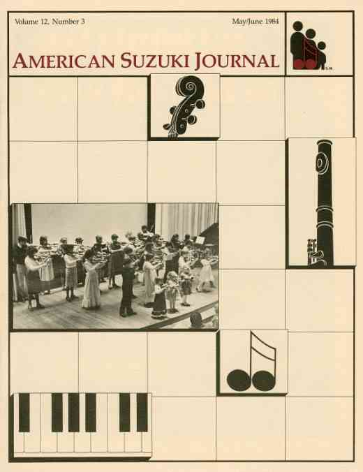 American Suzuki Journal volume 12.3