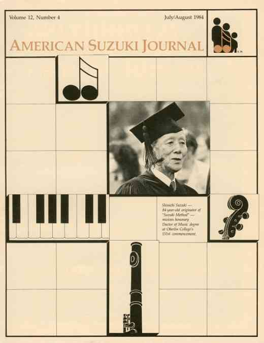American Suzuki Journal volume 12.4