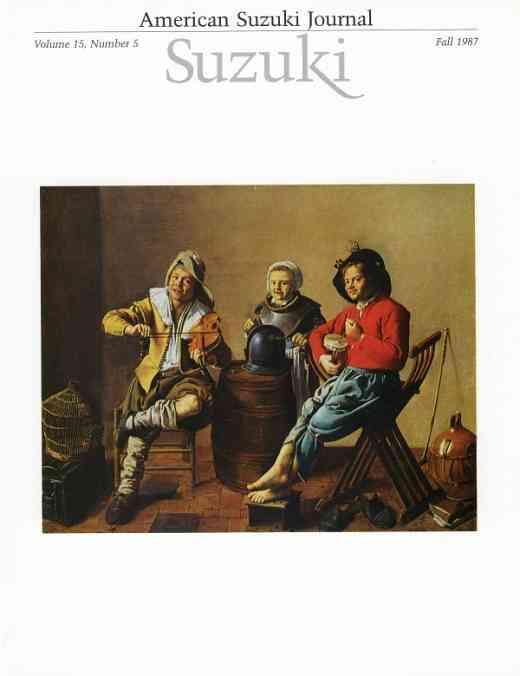 American Suzuki Journal volume 15.5