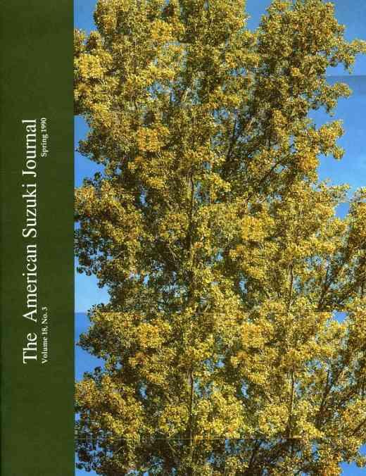 American Suzuki Journal volume 18.3