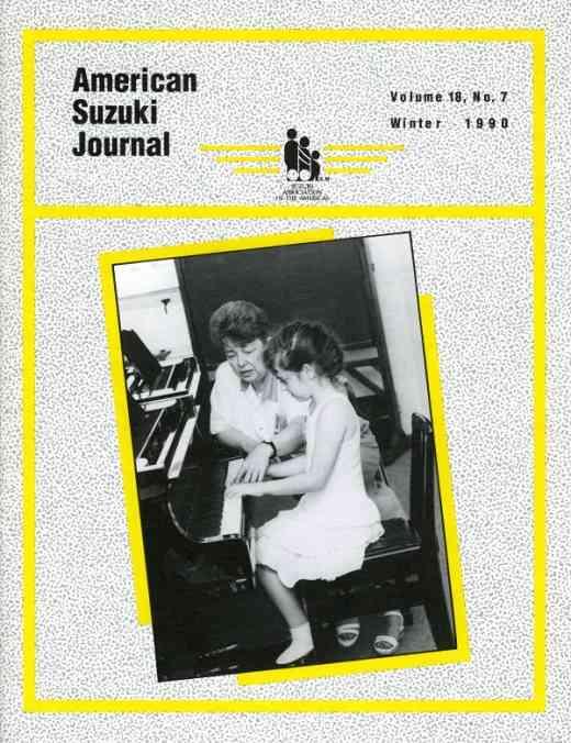 American Suzuki Journal volume 18.7