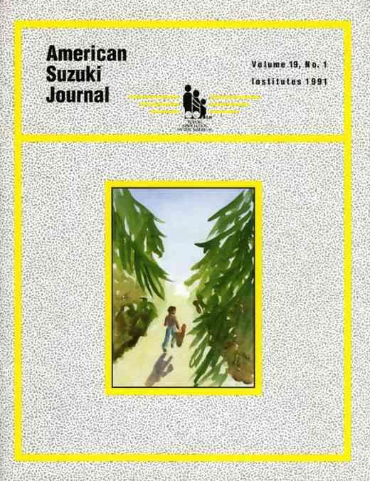 American Suzuki Journal volume 19.1