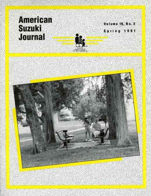 American Suzuki Journal volume 19.2