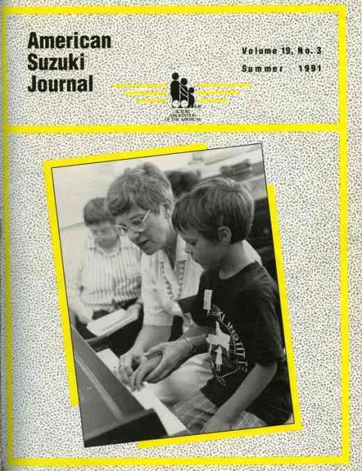American Suzuki Journal volume 19.3