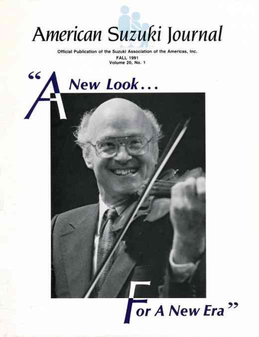 American Suzuki Journal volume 20.1