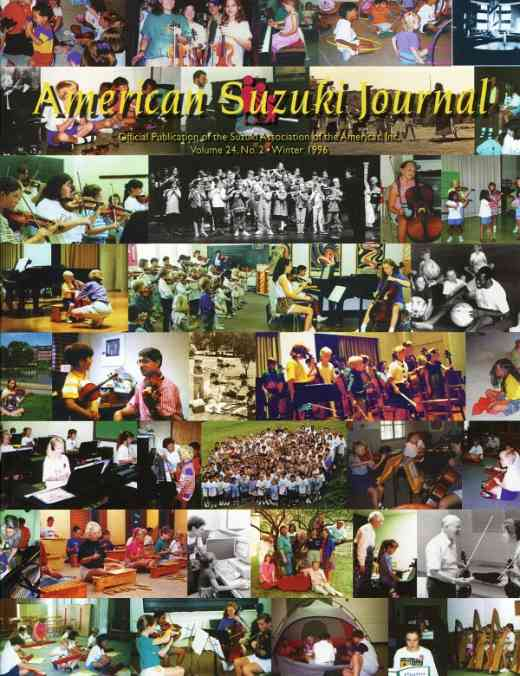 American Suzuki Journal volume 24.2